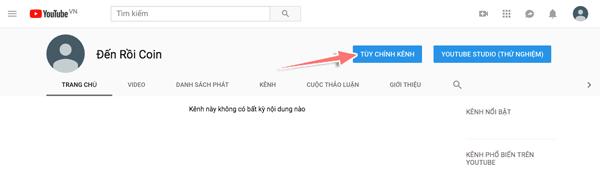 tao kenh youtube kiem tien voi adsense