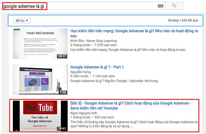 Hướng dẫn seo video youtube lên top nhanh nhất