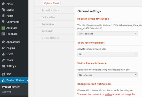 huong dan tao website review san pham