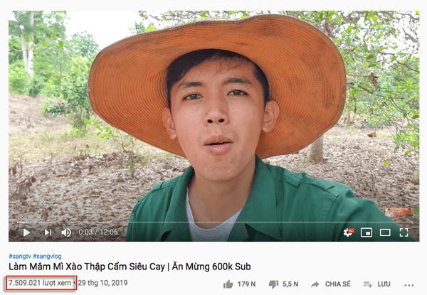 kênh vlog
