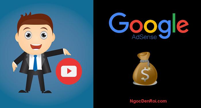 hướng dẫn dăng ký Google Adsense cho Youtube chi tiết