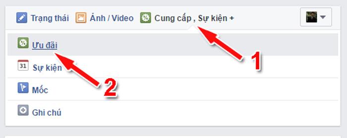 hướng dẫn sử dụng facebook offer trên fanpage