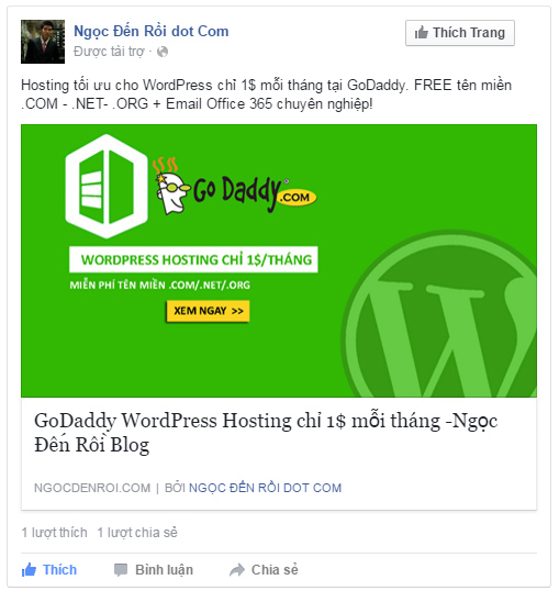 quảng cáo facebook remarketing
