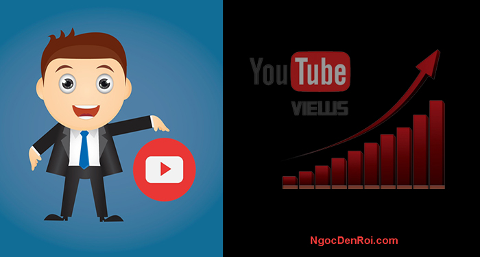 hướng dẫn mua view cho video Youtube hiệu quả