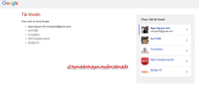 cách đăng ký network youtube thành công