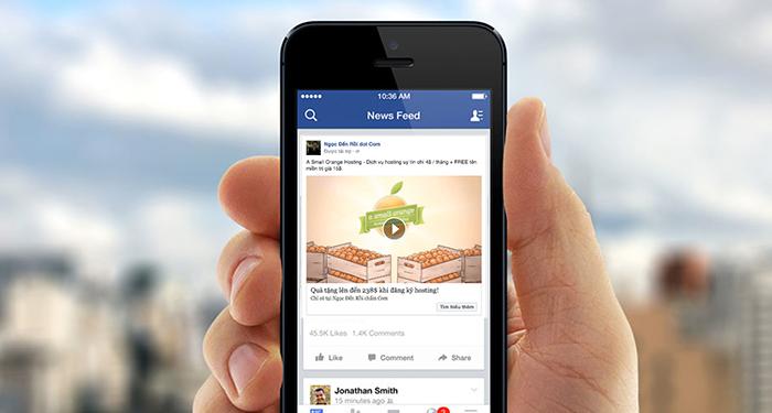 hướng dẫn tạo quảng cáo video trên facebook