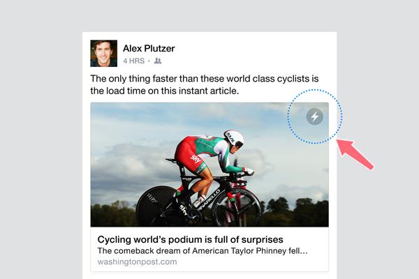 Facebook Instant Articles là gì