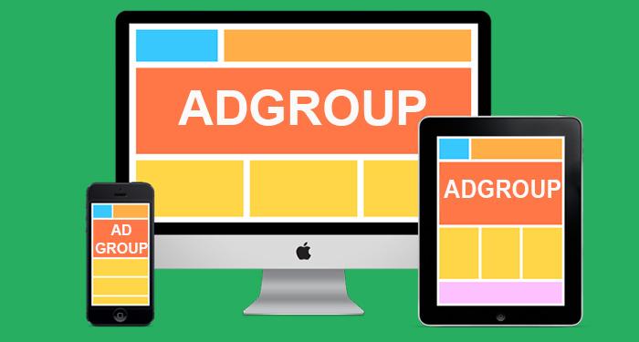 tính năng adgroup trong tiếp thị liên kết của masoffer