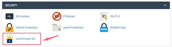cài đặt SSL cho WordPress