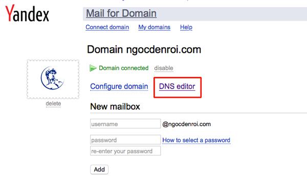 cách cấu hình để hạn chế mail vào spam