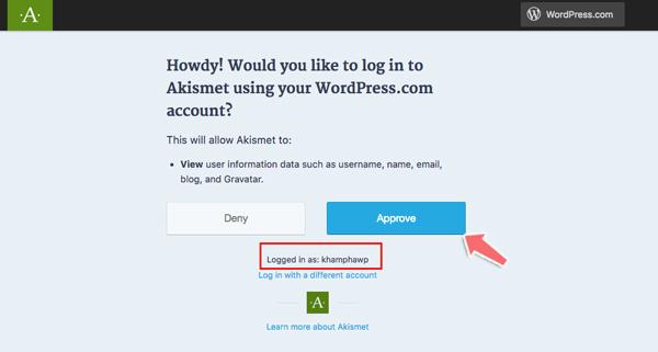 công cụ chống spam comment trên wordpress