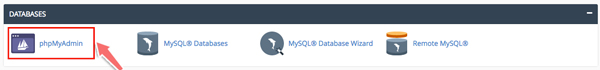 backup database wordpress