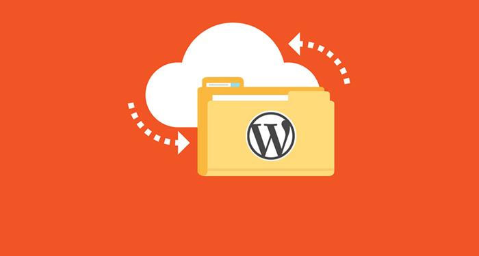 huong dan backup du lieu wordpress thu cong