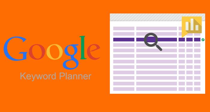Hướng dẫn sửa lỗi Google Keyword Planner