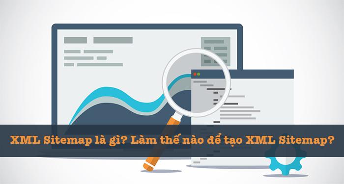 XML sitemap là gì