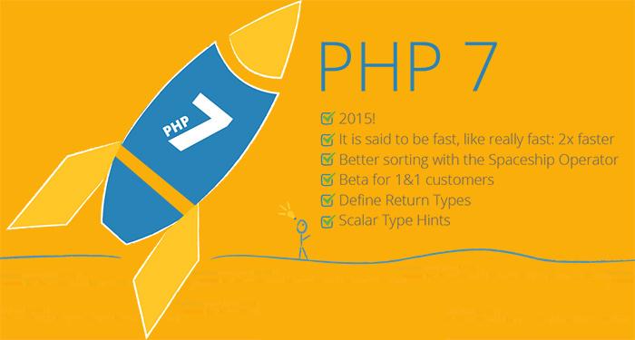 cách nâng cấp php 7 cho wordpress