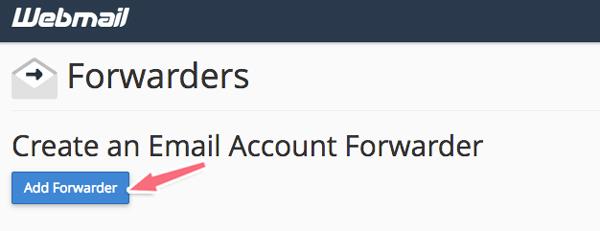cài dặt chuyển tiếp email