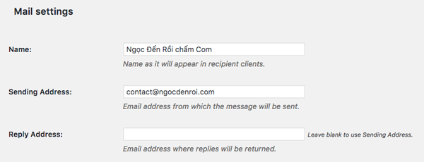 hướng dẫn sử dụng SMTP của sendgrid