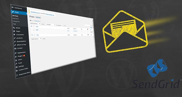 Dịch vụ SMTP miễn phí của SendGird
