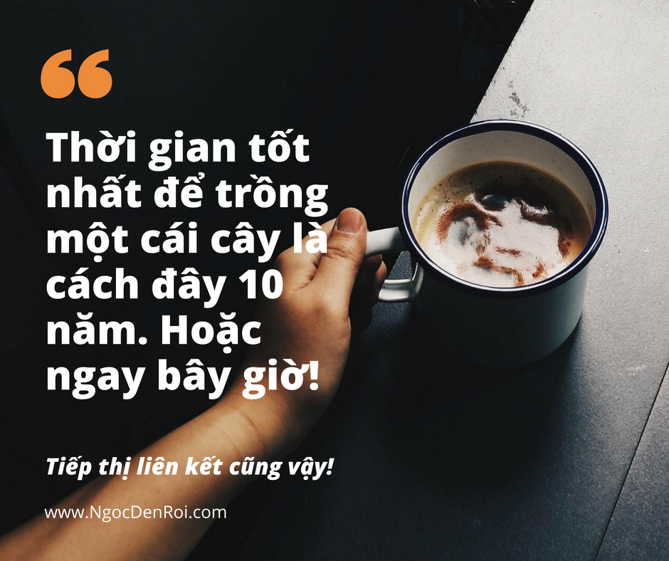 kiếm tiền online với affiliate marketing