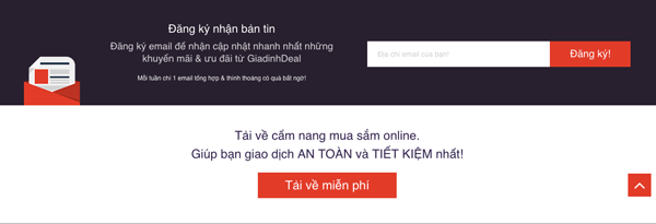 chien luoc email marketing cho website chia se ma giam gia