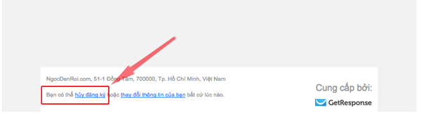 cach han che email vao muc spam