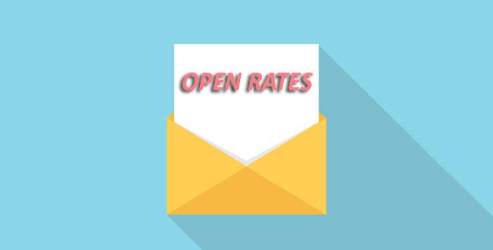 tăng tỷ lệ mở email marketing