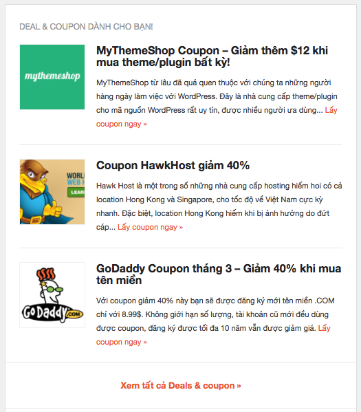 coupon theme tu happythemes