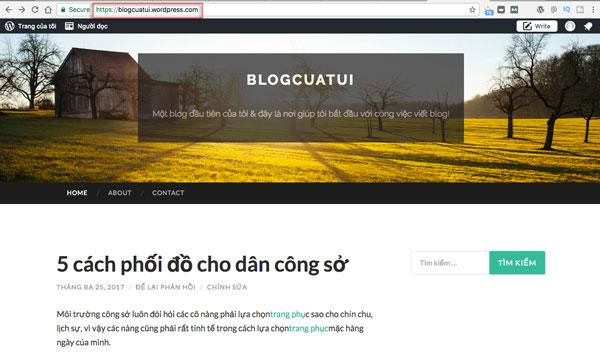 huong dan tao blog voi wordpress com 019