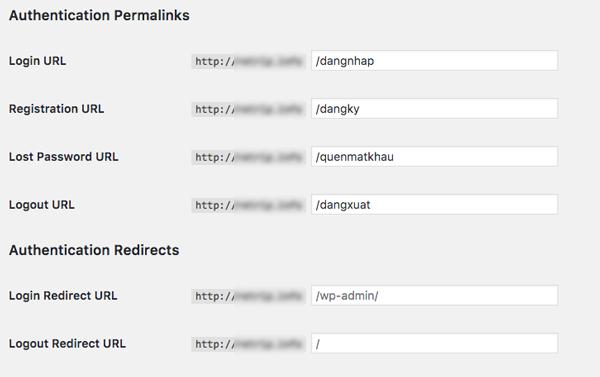 thay doi url trang admin
