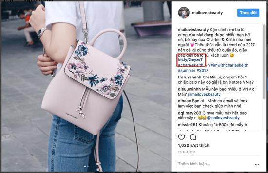 kiếm tiền với instagram bằng tiếp thị liên kết