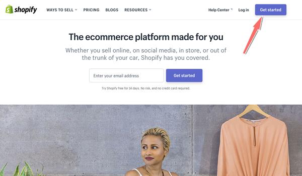 Hướng dẫn làm Dropshipping với Shopify