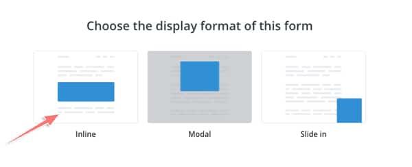 cách tạo form email