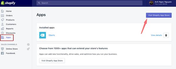 cai app review cho shopify