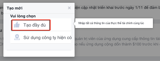 cau hinh nhan thanh toan facebook audience network
