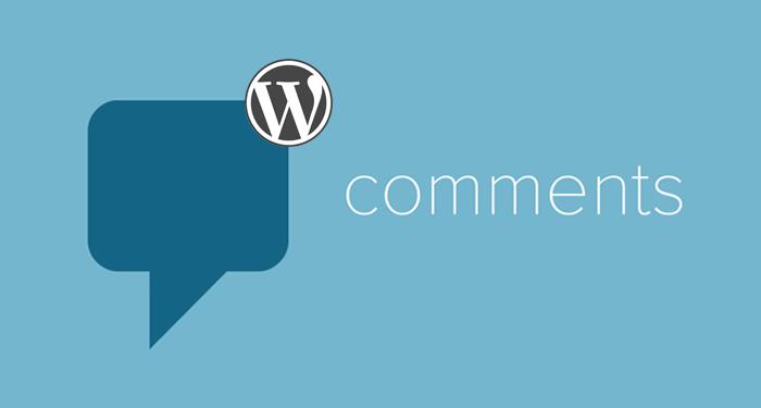 Quản lý bình luận trên blog