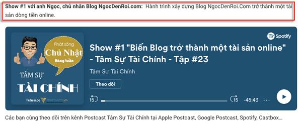 chiến lược quảng bá blog