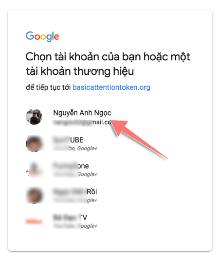 add youtube channel in brave