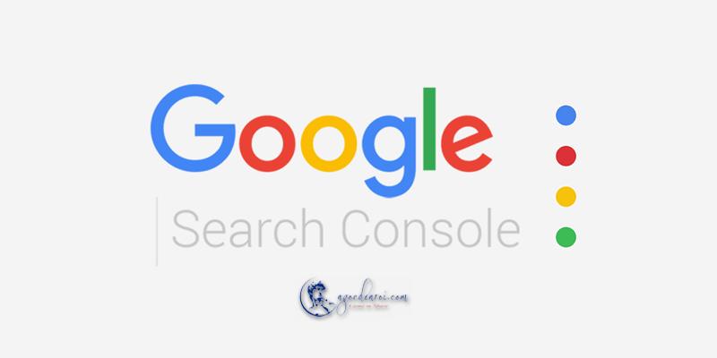 hướng dẫn sử dụng google search console