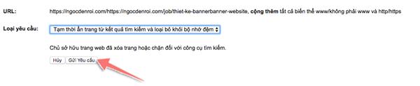 cach xoa trang 404 tren google bang search console