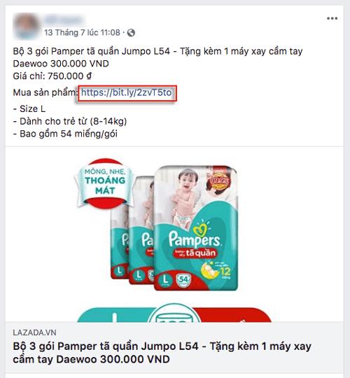 cach lam tiep thi lien ket bang tai khoan profile facebook