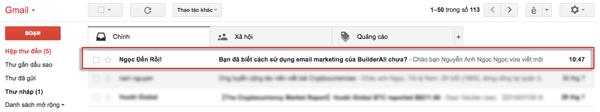 gui email marketing den khach hang