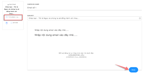 tao email tu dong tren builderall 06