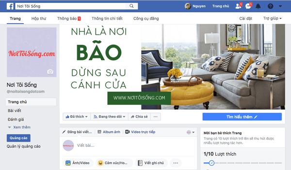 tao fanpage lam affiliate marketing
