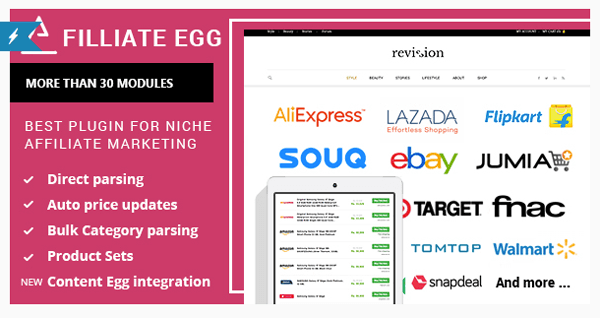 plugin affiliate egg