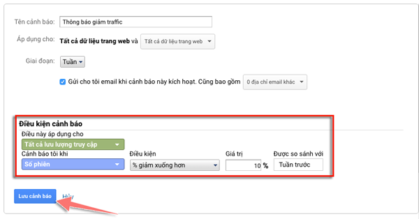 how to get in google analytics