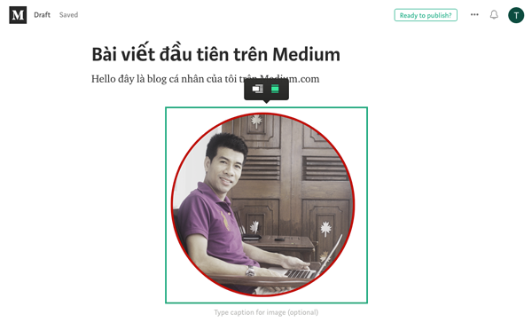 viet blog tren medium
