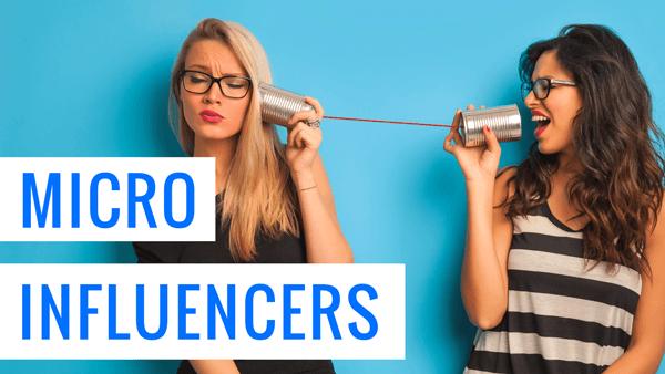 micro influencers là ai