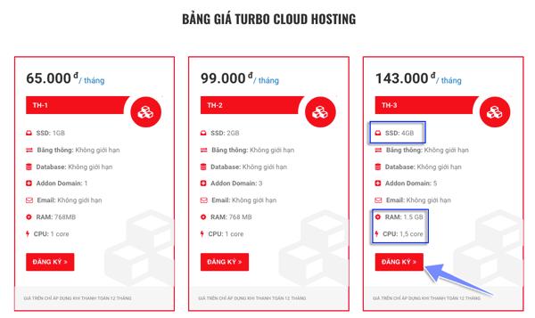 hướng dẫn đăng ký hosting tại azdigi