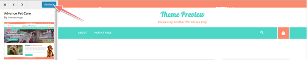 cach kich hoat theme wordpress